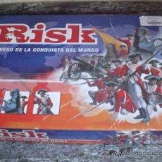 Juegos de mesa: EL RISK DE PARKER. Lote 38892620