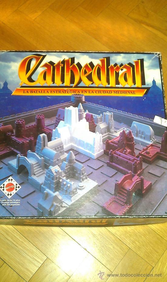 Cathedral Juego De Mesa De Mattel Estrategia Comprar Juegos De