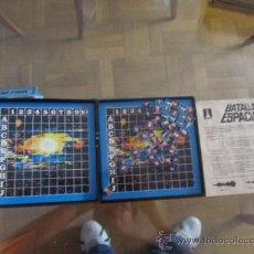 Juegos de mesa: M69 JUEGO BATALLA ESPACIAL DE RIMA MAGNETICO COMPLETO. Lote 38999723
