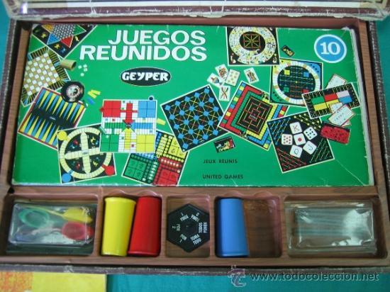 Juegos de mesa: Juegos Reunidos Geyper 10 - Foto 3 - 39049320