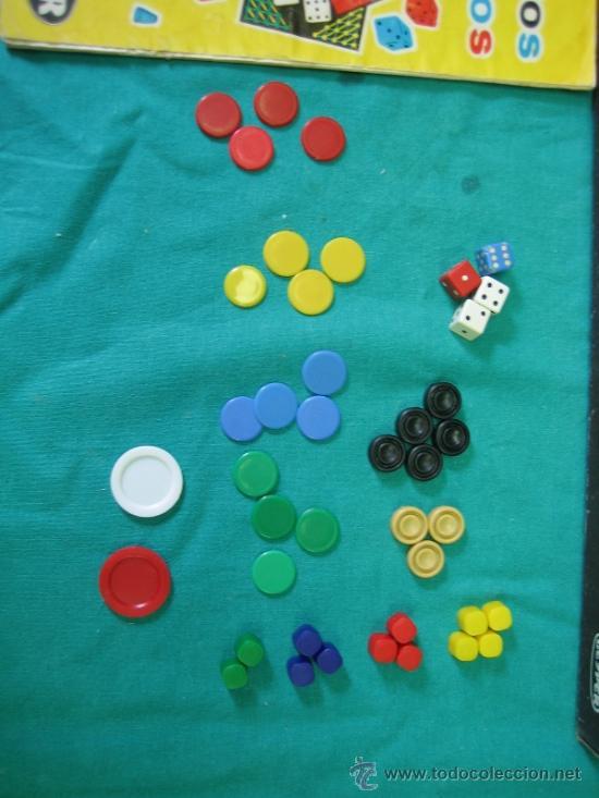 Juegos de mesa: Juegos Reunidos Geyper 10 - Foto 5 - 39049320
