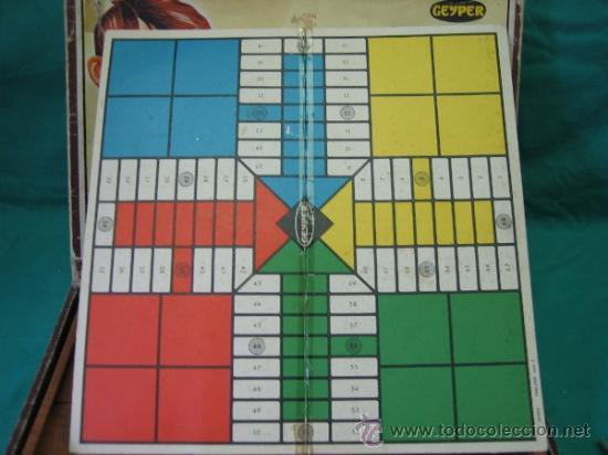 Juegos de mesa: Juegos Reunidos Geyper 10 - Foto 6 - 39049320