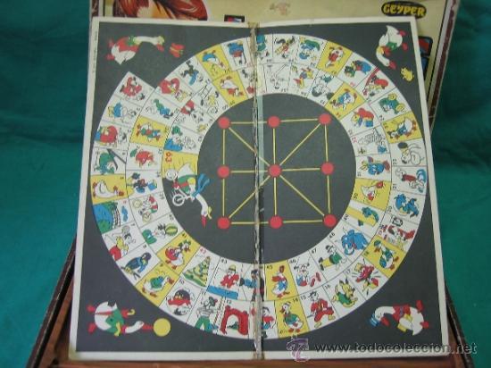 Juegos de mesa: Juegos Reunidos Geyper 10 - Foto 7 - 39049320