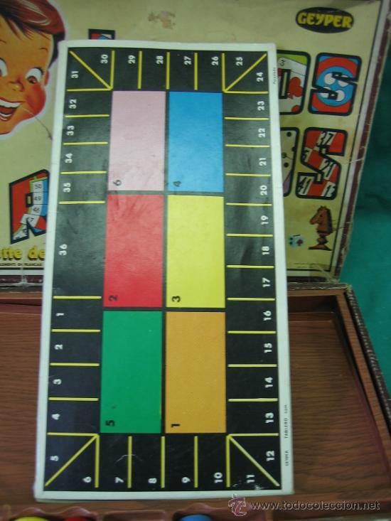 Juegos de mesa: Juegos Reunidos Geyper 10 - Foto 8 - 39049320