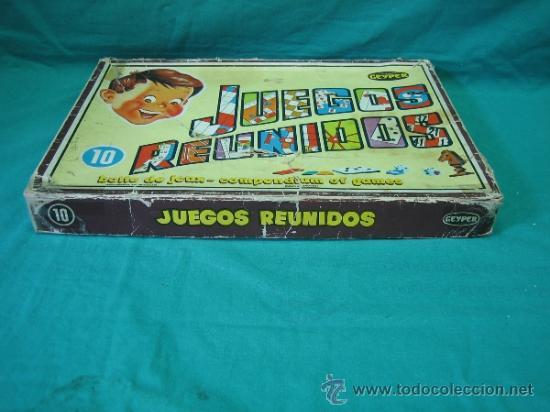 Juegos de mesa: Juegos Reunidos Geyper 10 - Foto 9 - 39049320