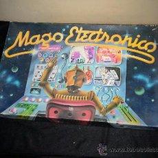 Juegos de mesa: MAGO ELECTRONICO DE JUGUETES CEFA. Lote 39056147