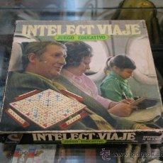 Juegos de mesa: JUEGO INTELEC VIAJES CEFA. Lote 39220756