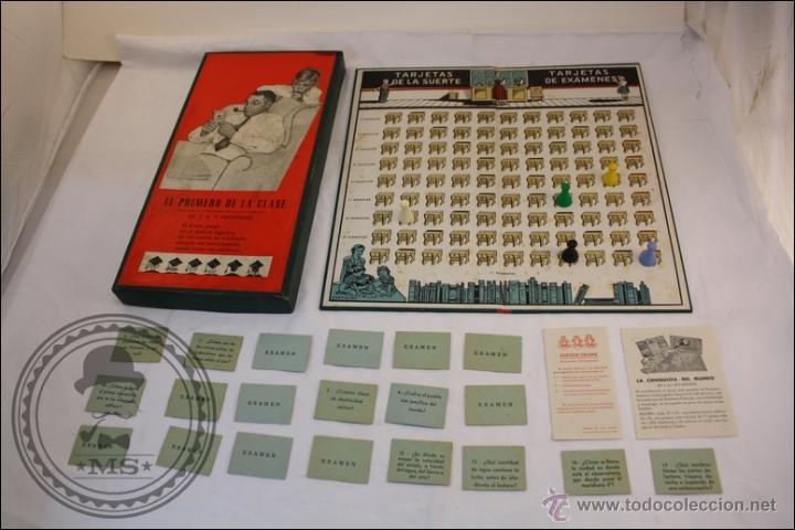 Juegos de mesa: El primero de la clase - Juego de mesa - Crone - Francisco Roselló - Bacelona - Foto 2 - 101267864