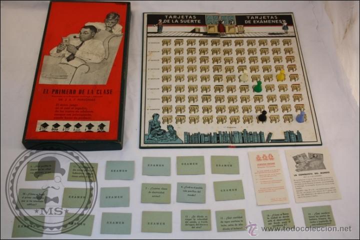 Juegos de mesa: El primero de la clase - Juego de mesa - Crone - Francisco Roselló - Bacelona - Foto 5 - 101267864