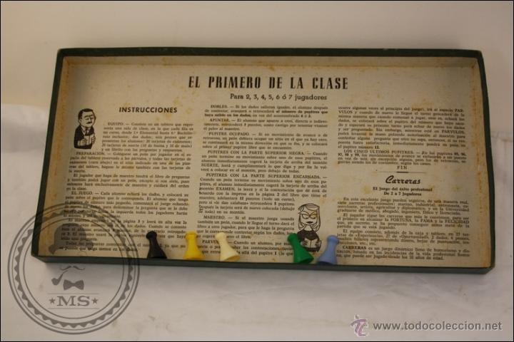 Juegos de mesa: El primero de la clase - Juego de mesa - Crone - Francisco Roselló - Bacelona - Foto 3 - 101267864