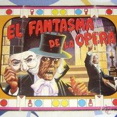 Juegos de mesa: TABLERO JUEGO DE MESA EL FANTASMA DE LA ÓPERA FALOMIR AÑOS 80. Lote 39445312