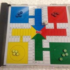 Juegos de mesa: PARCHIS - DE VIAJE - IMAN - PUBLICIDAD DE DIXAN - PB1. Lote 39506493