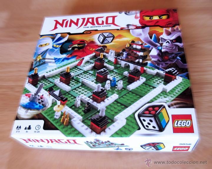 Lego Ninjago Juego De Mesa Completo Comprar Juegos De Mesa