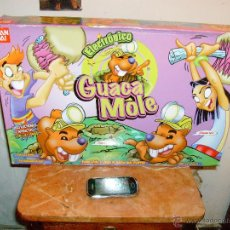 Juegos de mesa: JUEGO GUACA MOLE DE BANDAI.. Lote 107748388