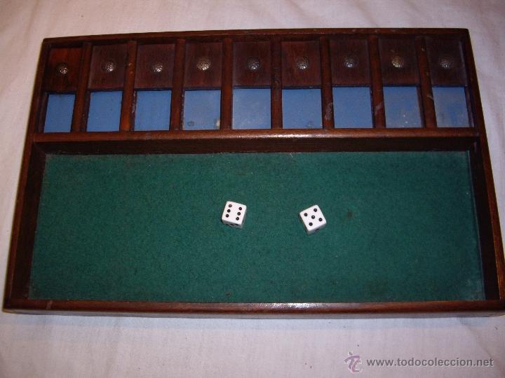 Juegos de mesa: PUB INGLES -JUEGO CANOGA ò CERRAR LA CAJA - Foto 2 - 39575454