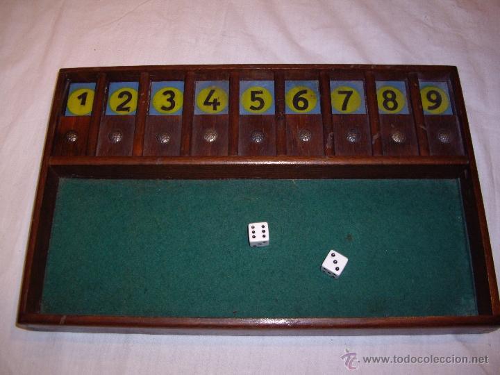 Juegos de mesa: PUB INGLES -JUEGO CANOGA ò CERRAR LA CAJA - Foto 4 - 39575454