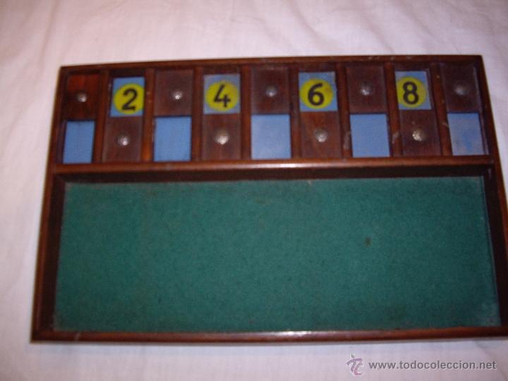 Juegos de mesa: PUB INGLES -JUEGO CANOGA ò CERRAR LA CAJA - Foto 5 - 39575454
