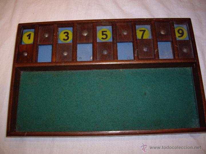 Juegos de mesa: PUB INGLES -JUEGO CANOGA ò CERRAR LA CAJA - Foto 6 - 39575454