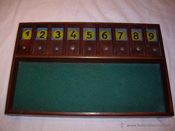 Juegos de mesa: PUB INGLES -JUEGO CANOGA ò CERRAR LA CAJA - Foto 7 - 39575454