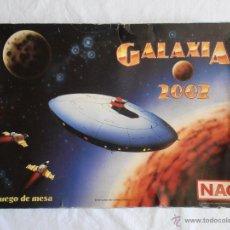Juegos de mesa: JUEGO DE MESA GALAXIA 2002 NAC MUY RARO. Lote 39713067