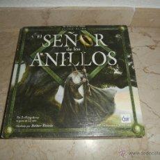 Juegos de mesa: JUEGO EL SEÑOR DE LOS ANILLOS 111-1. Lote 39678747