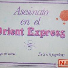 Juegos de mesa: ASESINATO EN EL ORIENT EXPRESS (NAC). Lote 39710013