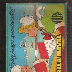 Juegos de mesa: BATALLA NAVAL VILPA. Lote 39762336