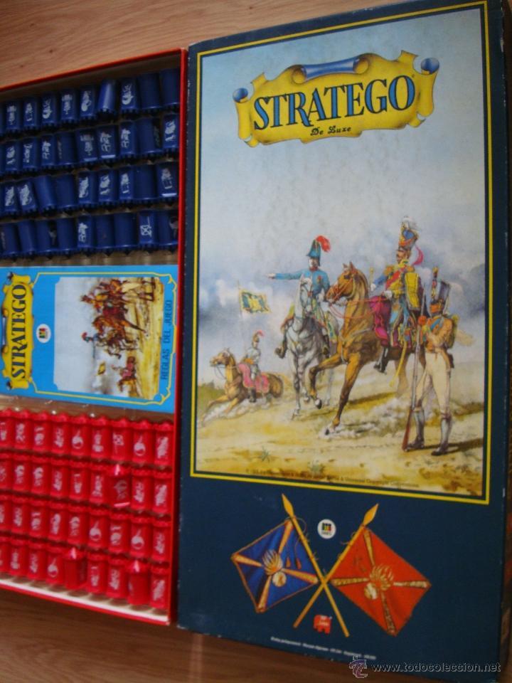 Juego De Estrategia Militar Stratego Completo Comprar Juegos De