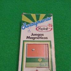 Juegos de mesa: JUEGO MAGNETICO BALON VOLEA DE YOPLAIT. Lote 39867914