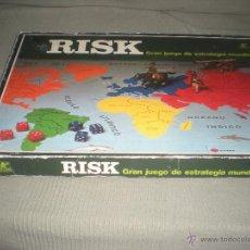 Juegos de mesa: ANTIGUO JUEGO RISK AÑOS 80. Lote 39969645