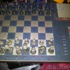 Juegos de mesa: AJEDREZ KASPAROV CHESS COMPUTER. Lote 40150283