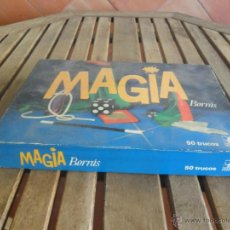 Juegos de mesa: MAGIA BORRAS 50 TRUCOS INCOMPLETO. Lote 40213900