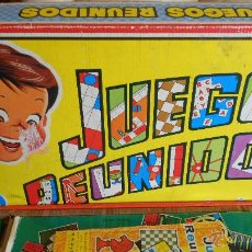 Juegos de mesa: 35 JUEGOS REUNIDOS GEYPER.. Lote 40264552