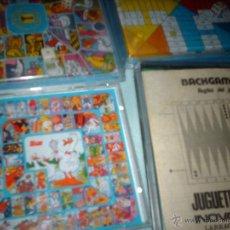 Juegos de mesa: LOTE 4 JUEGOS MAGNETICOS AÑOS 80 RIMA DIXAN.. VER DESCRIPCION. Lote 40278427