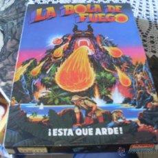 Juegos de mesa: LA BOLA DE FUEGO. JUGUETES FALOMIR (J-1). Lote 69977054