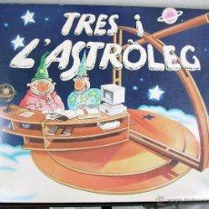 Juegos de mesa: TRES I L'ASTRÒLEG. JUEGO DE MESA. DE DALMAU CARLES PLA, S.A.. Lote 40460359