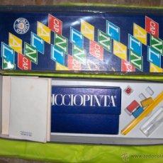 Juegos de mesa: JUEGO DICCIOPINTA, AÑOS 90. Lote 40517089