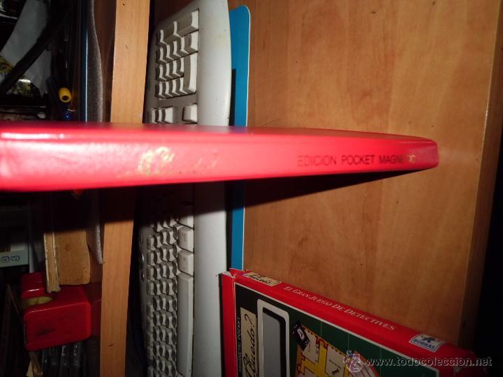 Juegos de mesa: cluedo ? juegos magneticos borras en su caja ver fotos - Foto 3 - 40544409