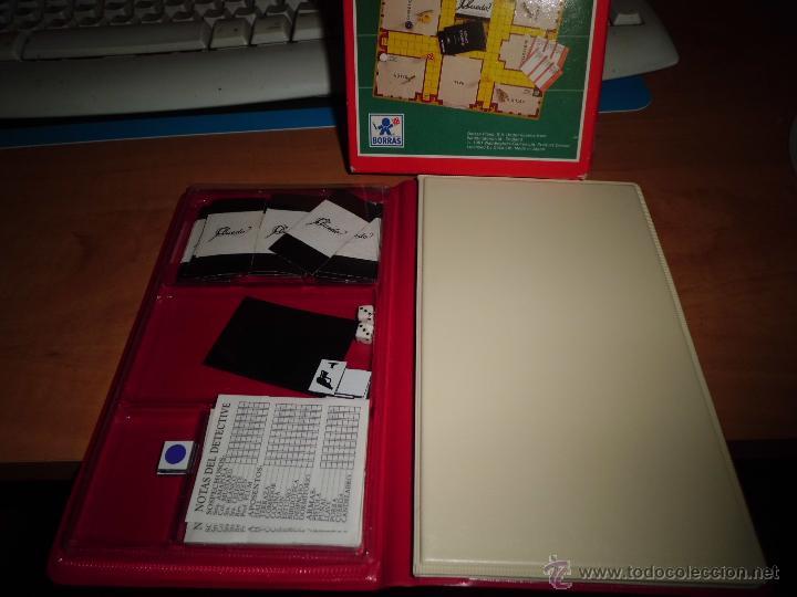 Juegos de mesa: cluedo ? juegos magneticos borras en su caja ver fotos - Foto 6 - 40544409