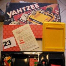 Juegos de mesa: ANTIGUO JUEGO DE MESA YAHTZEE . Lote 40563522
