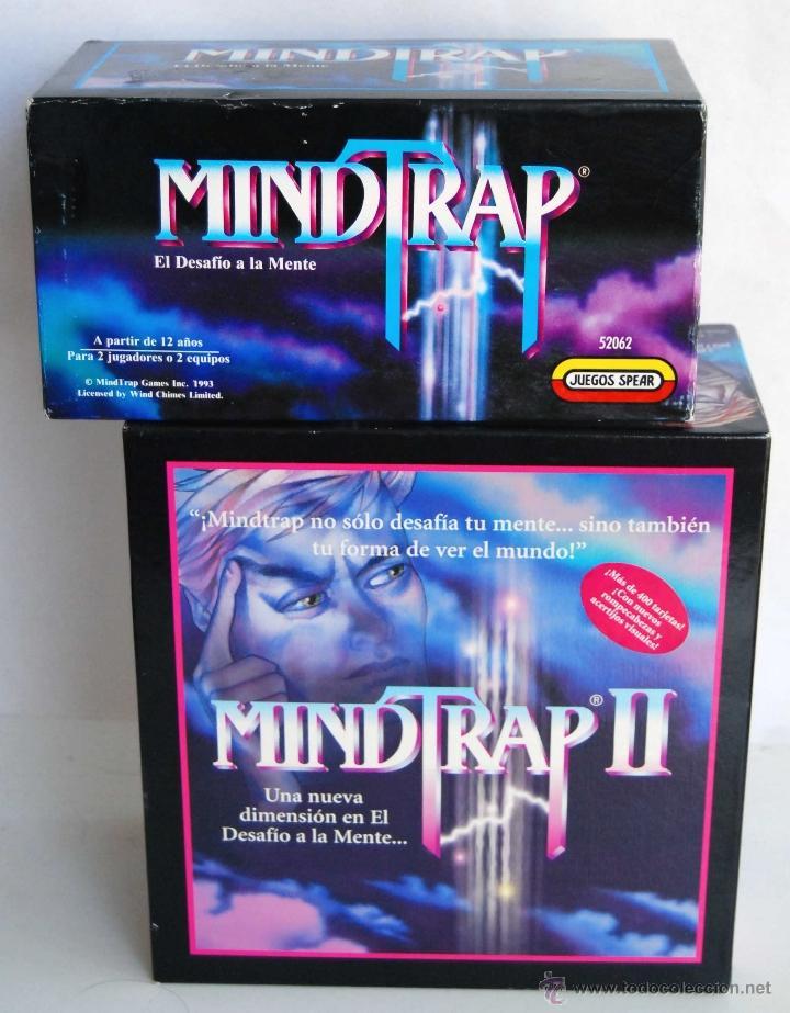 Mindtrap 1 Y 2 Juego Logica E Inteligencia Matt Comprar Juegos De