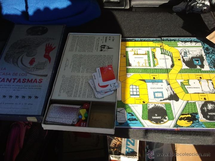 Juegos de mesa: juego de mesa la casa de los fantasmas de juego crone - Foto 4 - 40697076