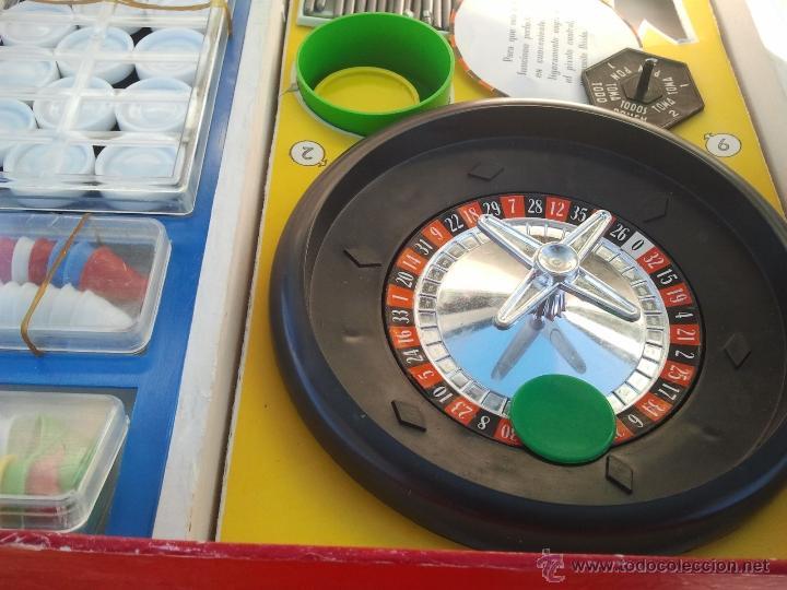 Juegos de mesa: juegos reunidos geyper antiguo años 60 - Foto 3 - 40697248