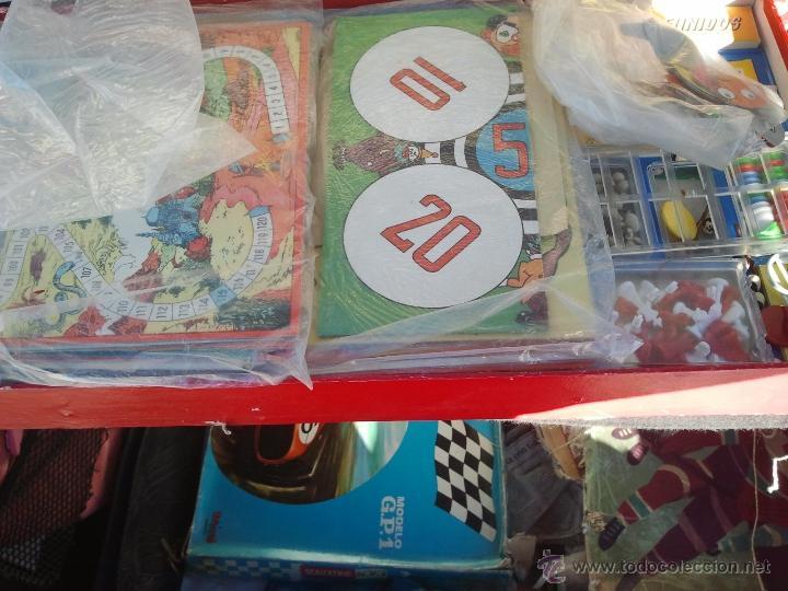 Juegos de mesa: juegos reunidos geyper antiguo años 60 - Foto 5 - 40697248