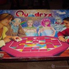 Juegos de mesa: QUADRIX DE FAMOSA COMPLETO . Lote 40743037