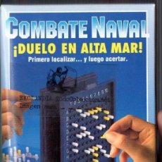 Juegos de mesa: L01 JUEGOS DE MESA PARA VIAJES CN ~ COMBATE NAVAL EKL HUNDIR LA FLOTA, BARQUITOS ~ PARA JUGAR EN C. Lote 41818716