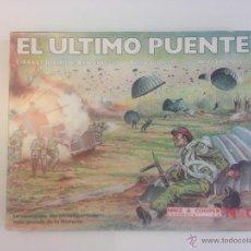 Juegos de mesa: JUEGO DE MESA WARGAME NAC EL ÚLTIMO PUENTE. NUNCA JUGADO. . Lote 40833733
