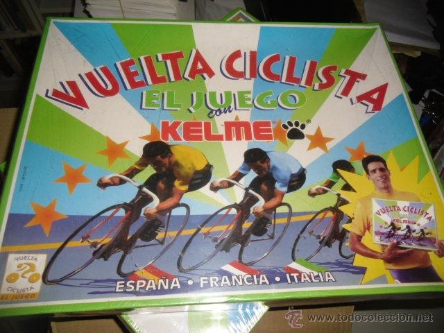 Nuevo Precintado Vuelta Ciclista El Juego Con Comprar Juegos De