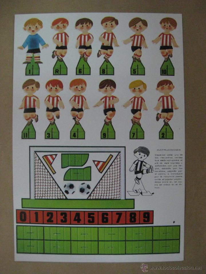 Juegos de mesa: DADO GOL FUTBOL - ED. RUIZ ROMERO, BARCELONA - JUEGO NUEVO PRECINTADO SIN ESTRENAR - AÑO 1980 - Foto 8 - 96833671