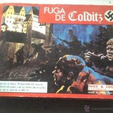 Juegos de mesa: JUEGO DE MESA DE NAC LA FUGA DE COLDITZ DE JUEGOS NAC. Lote 40985843